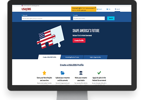 Create a USPS Career Profile with Our Hiring Guide